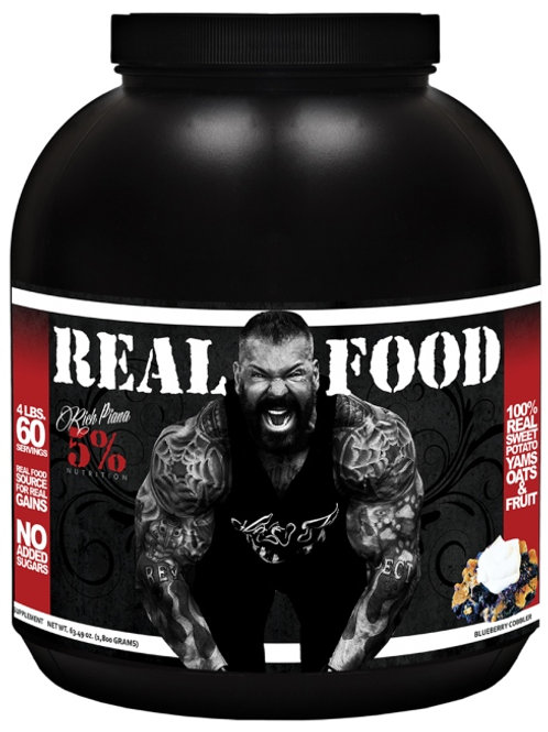 5% Nutrition: Real Food