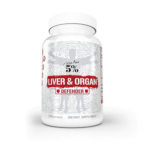 Rich Piana liver & organ defender
