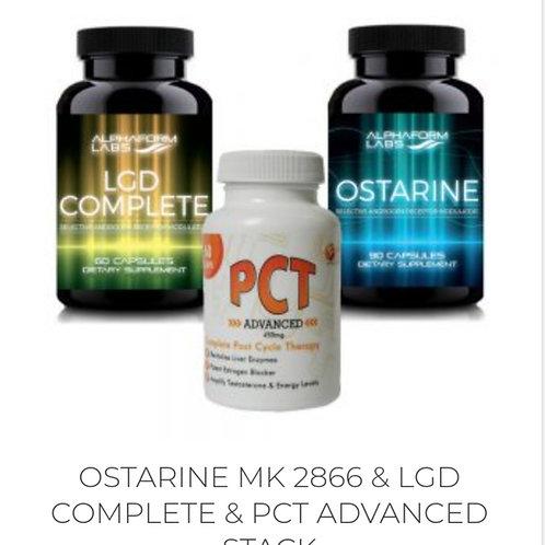 💥LGD+OSTARINE+PCT BUNDLE💥