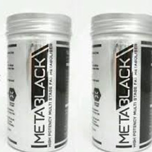 MetaBlack Fat Burners💥VERY STRONG💥