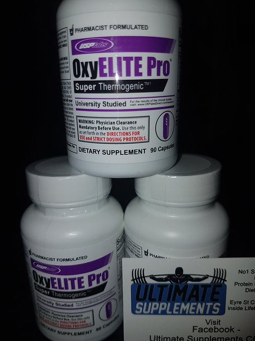 OXY ELITE PRO POTENT FAT BURNERS