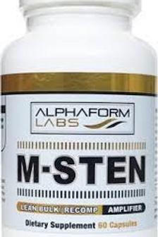 AlphaForm: M-STEN