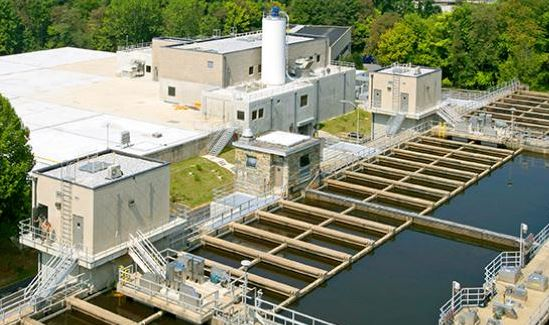 Potomac Water Filtration Plant