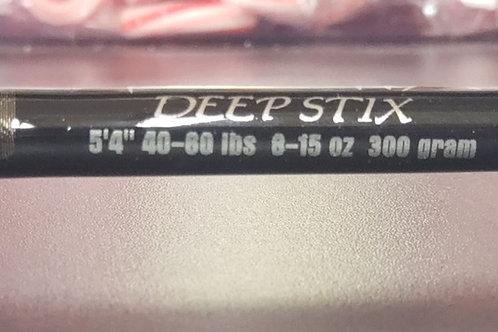 "5'4"" DEEP STIX Blue Wrap"