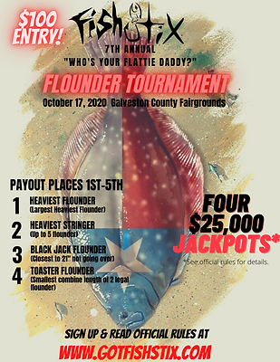 2020 FLOUNDER TOURNAMENT ENTRY