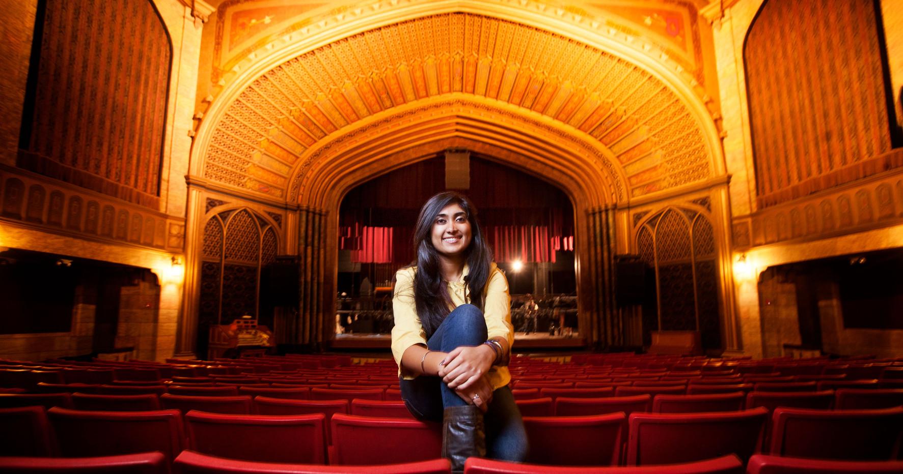 Theater Intern