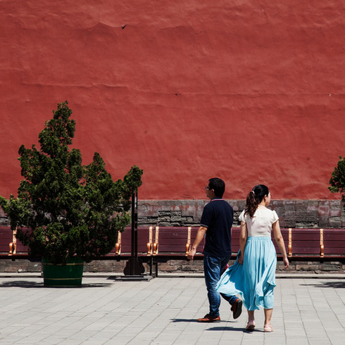 PERSONAL PROJECT - CHINA : MOVE DECIDEDLY