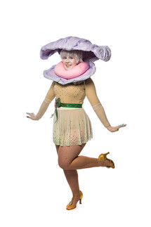 Oyster costume