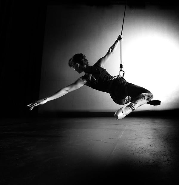 Aerial Dancer