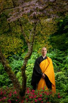 Buddhist priest
