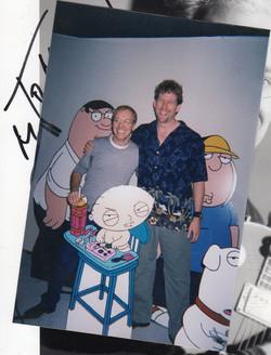 Peter Frampton Family Guy
