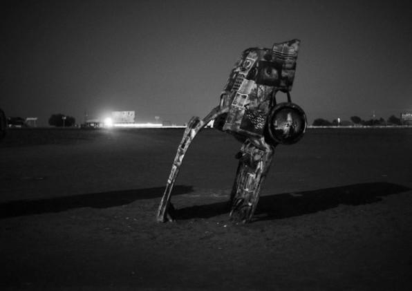 Totem #2 Photograph by Judy Sherrod