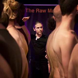 Herman Ottosson, The Raw man Stockholm Tantra Festival 2018 Foto: Olov Stadell