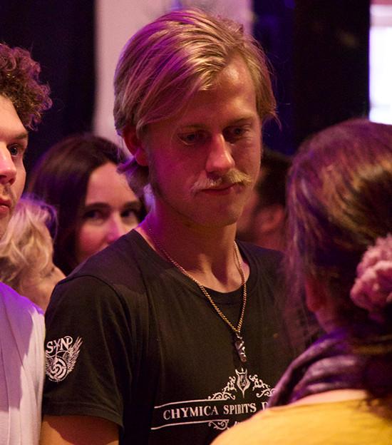 Stockholm Tantra Festival 2018 Foto: Olov Stadell