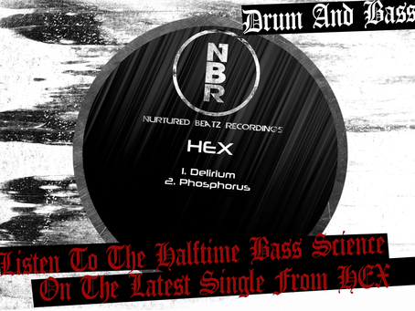 Listen To The Halftime Bass Science On The Latest Single From Hex