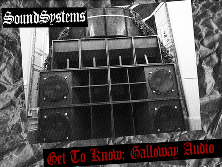 Get To Know: Galloway Audio
