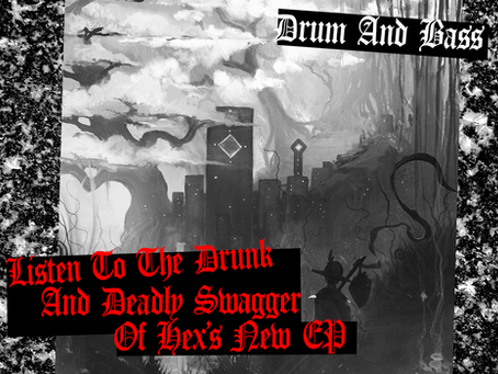 Listen To The Drunk And Deadly Swagger Of Hex's New EP: HALF CUT