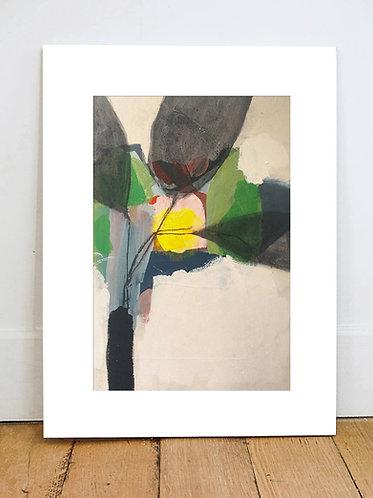LE VASE - Impression Fine ART