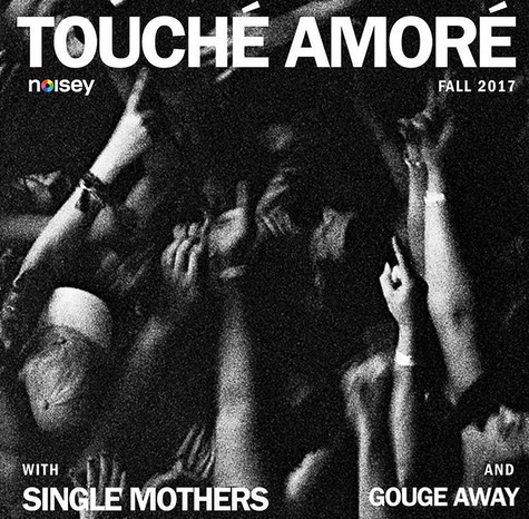 The Night I Almost Died to Interview Touche Amore