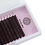 Thumbnail: Ресницы Enigma цвет «Мокка» Изгиб D+ (микс) 16 линий