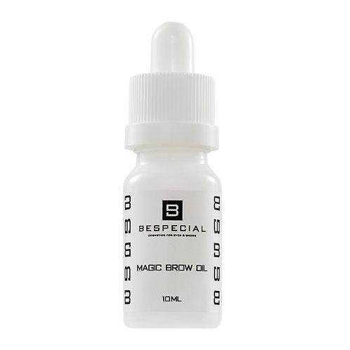 Питательное масло для роста бровей Magic Brow Oil