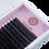 Thumbnail: Черные ресницы Enigma Изгиб B (микс) 16 линий