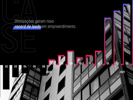 Otimizações geram novo recorde de leads em empreendimento em Curitiba