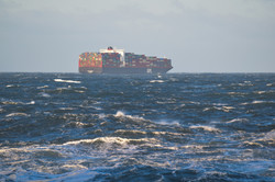 Container Ship Halifax