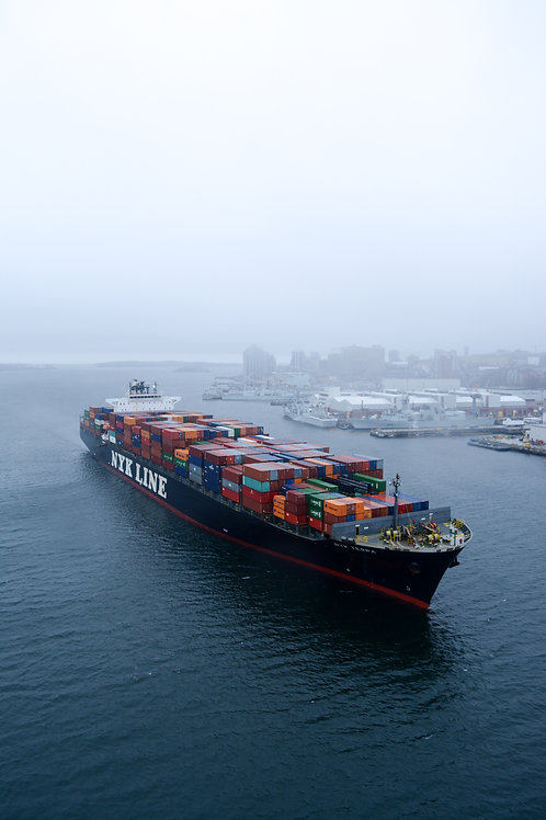 The Port of Halifax