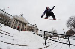Acadia University Snow Day