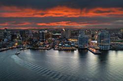 Halifax Rush Hour Sunset 2