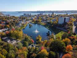 Sullivan's Pond, Dartmouth