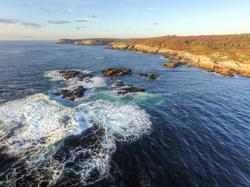 Duncan's Cove Aerial