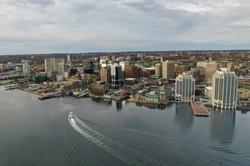 Halifax Ferry Aerial