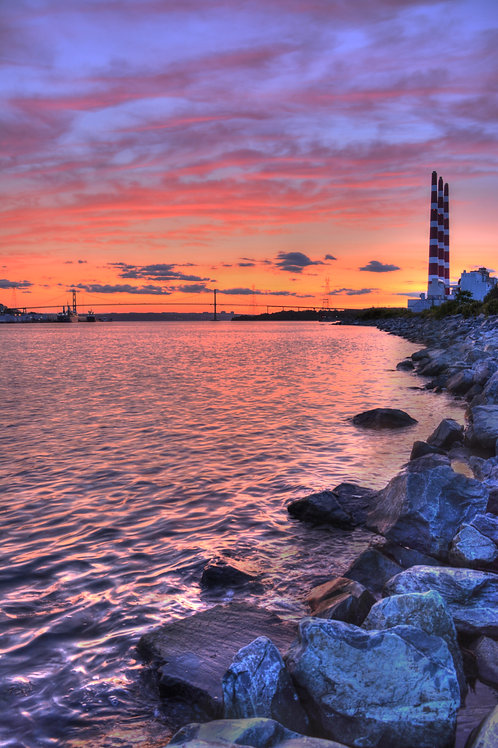 Dartmouth Sunset
