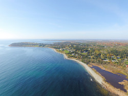 Cow Bay Aerial