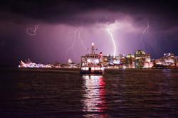 Stormy Halifax