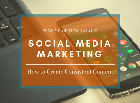 How to Create Consistent Social Media Content