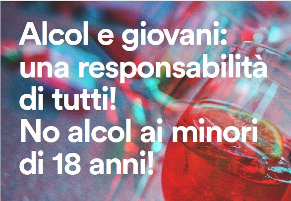 Alcol e giovani: una responsabilità di tutti!