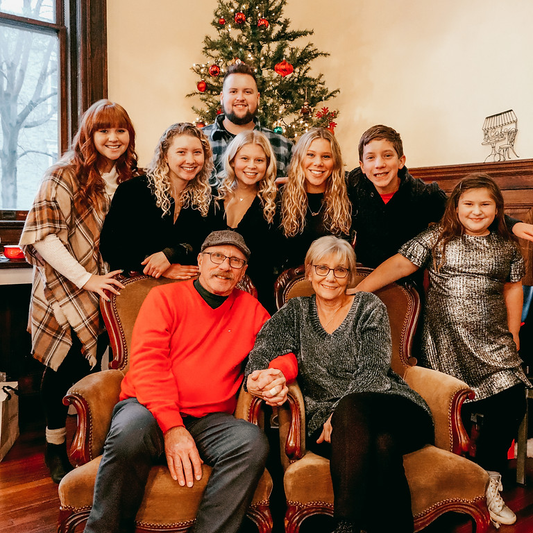 Olson Family Christmas