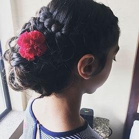 #tiliasalon #weddinghair #braidsfordays
