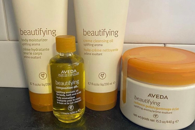 Beautifying Body Products - Aveda