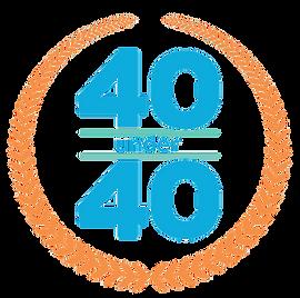 Cropped 40U40 Logo.png