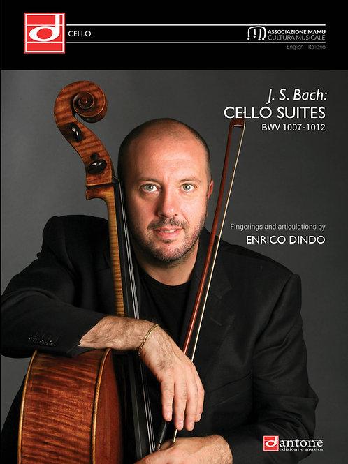 J. S. Bach - Enrico Dindo - CELLO SUITES BWV 1007-1012