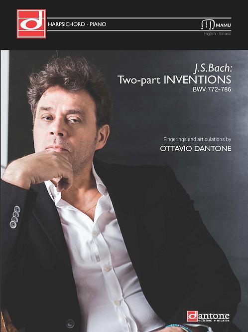 J. S. Bach - Ottavio Dantone - TWO-PART INVENTIONS