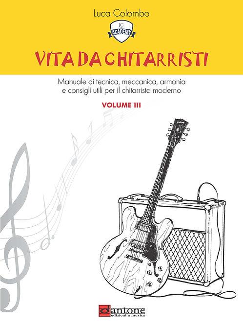 Luca Colombo - VITA DA CHITARRISTI Volume III