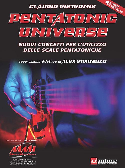 Claudio Pietronik - PENTATONIC UNIVERSE