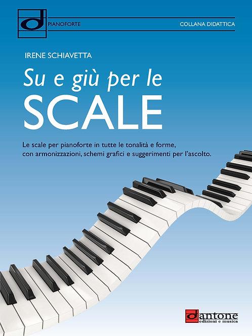 Irene Schiavetta - SU E GIU' PER LE SCALE