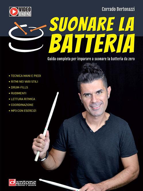 Corrado Bertonazzi - SUONARE LA BATTERIA