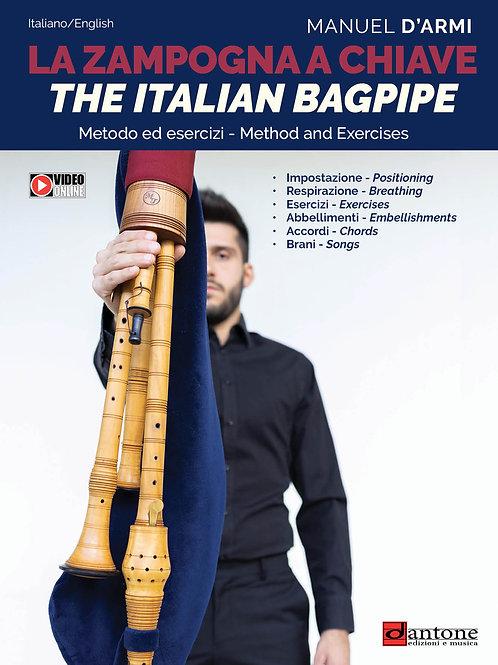 Manuel D'Armi - LA ZAMPOGNA A CHIAVE / THE ITALIAN BAGPIPE